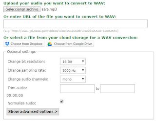 online audio converter cda to mp3